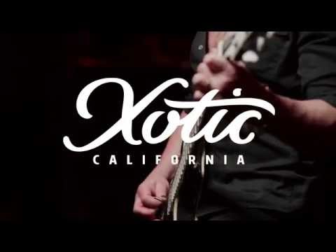 Steve Stevens Performance and Interview with the Xotic Wah XW-1