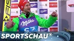 Skispringen: Eisenbichler gewinnt die Qualifikation von Garmisch-Partenkirchen | Sportschau