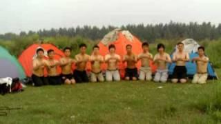 庚寅年漢家進士營第一營