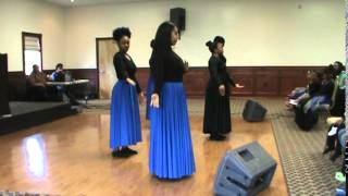 Praise Dancers - I Give Myself Away x William McDowell