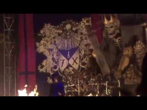 Avenged Sevenfold Shepard Of Fire Aftershock Festival 2013