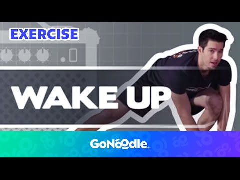 Wake Up - Fresh Start Fitness | GoNoodle
