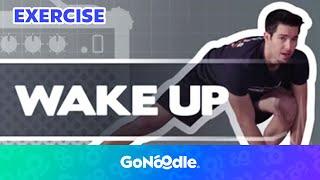 Baixar Wake Up - Fresh Start Fitness | GoNoodle