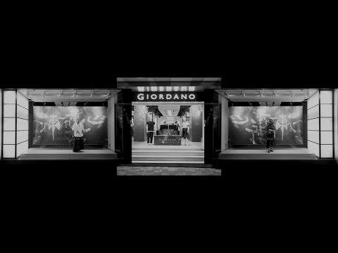 GIORDANO・JUNO MAK・KAY TSE | the album - limited tee collection 完整版 | THE OFFICIAL JUNO MAK