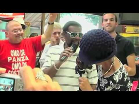 William Bell tribute to Otis Redding - PORRETTA FESTIVAL 24.juillet.2011