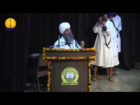 Seminar on Gurmat Sangeet achievements and prospects :Sant Baba Amir Singh Ji First Sesson