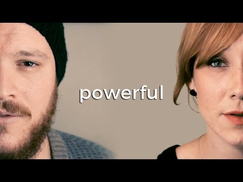 Major Lazer - Powerful Feat. Ellie Goulding & Tarrus Riley (Cover By Anchor + Bell)