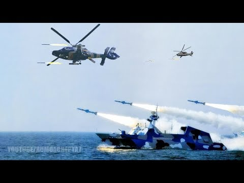 China's Ready For War: China's Military Capabilities 2018 - People's Liberation Army  2018