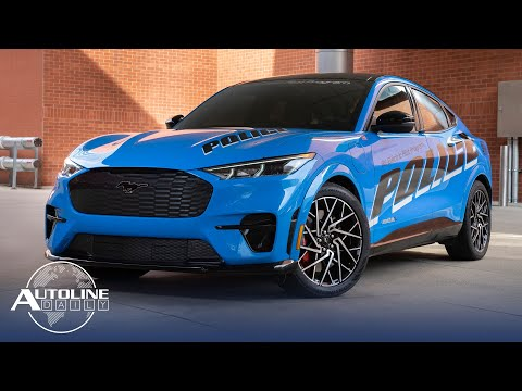 Mach-E Passes Police Testing; Nissan Reveals New Van for Europe - Autoline Daily 3169