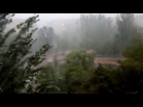Ливень Кривой Рог (Саксаганский Район)