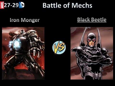Marvel vs DC Armageddon Part 3