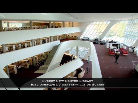 2013 CCE Awards - Fast + Epp: Surrey City Centre Library