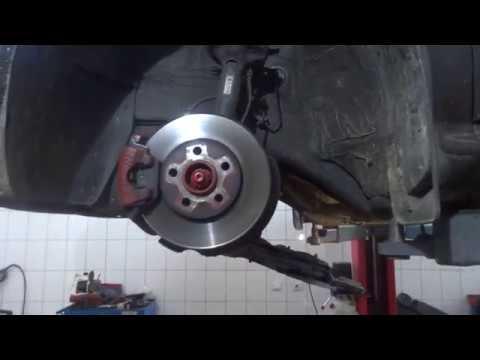 Снятие, установка рулевой рейки Skoda Octavia Tour