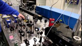 Scanning near-field optical microscopy: In the lab with Pablo Alonso
