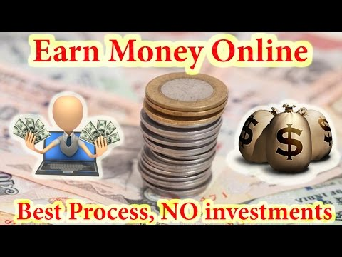 Best Way to Earn Money Online !! Regular Income !! Be your Own Boss !! No Investments !!
