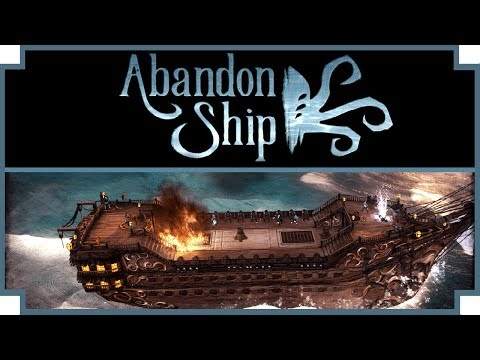 Abandon Ship - (Sid Meier's Pirates Meets FTL?)