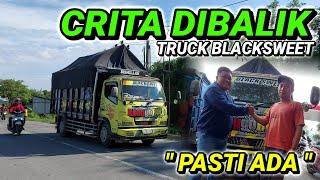 Download lagu CERITA DIBALIK  MODIF TRUCK BLACKSWEET || EKO WAHYUDI || Part Terkahir