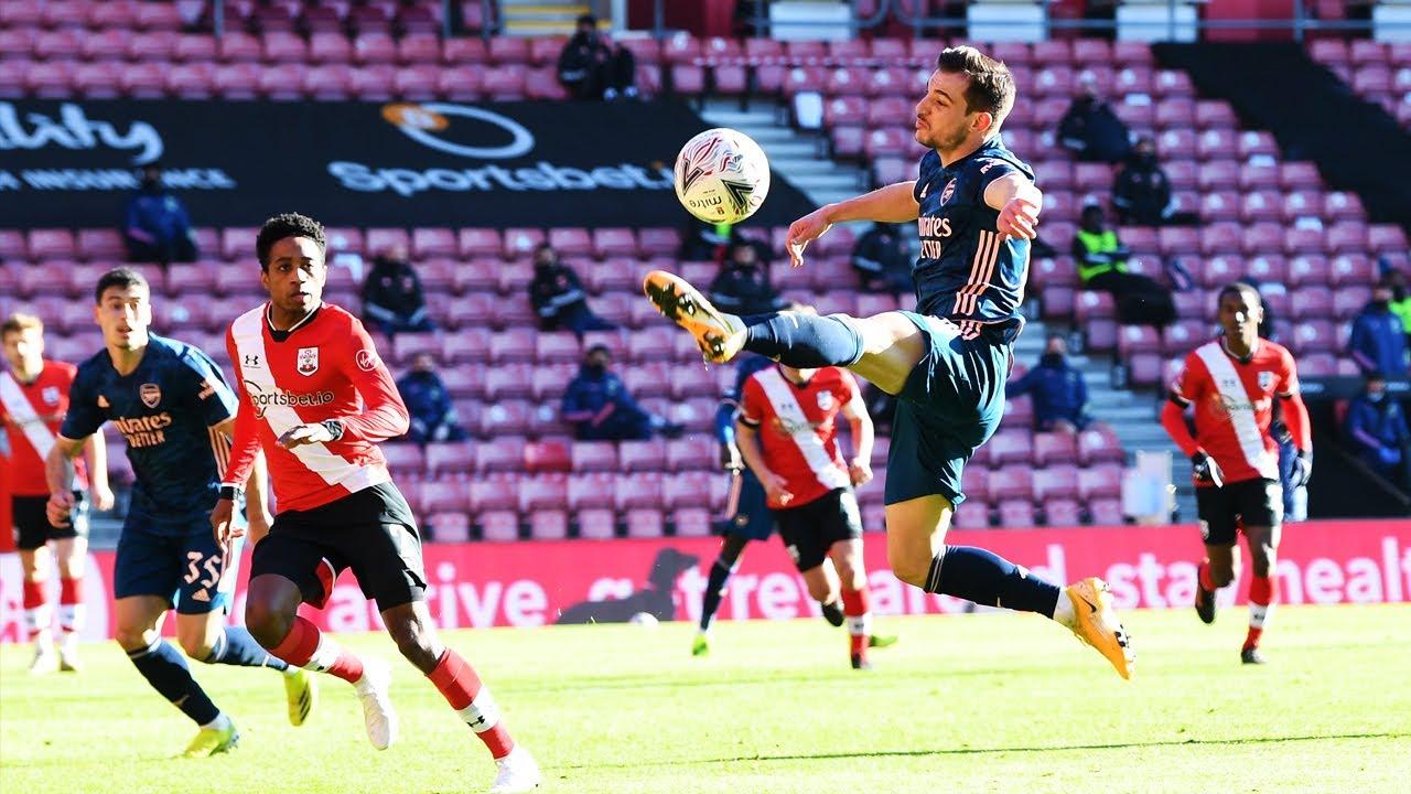Southampton v Arsenal (1-0) | The Breakdown Live | Emirates FA Cup - fourth round