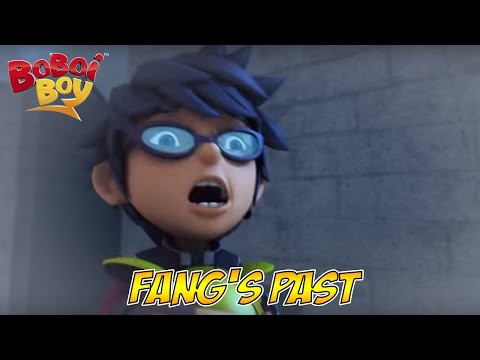 BoBoiBoy (English) S2E8 | Fang's Past