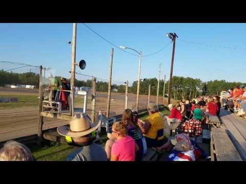 Bemidji Speedway Amod feature 7.23.2017 1-3