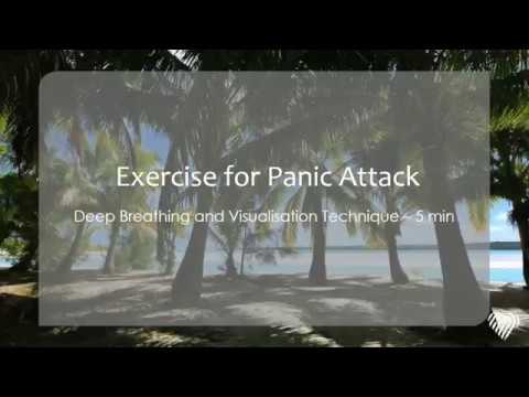 Exercise for Panic Attacks
