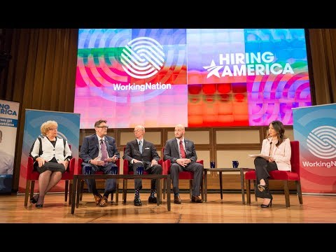 """Keeping America's Promise"" Town Hall on Veteran Employment 