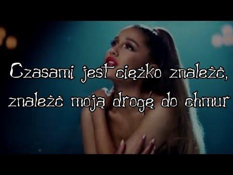 Ariana Grande - breathin' - Tłumaczenie PL (Napisy Polskie)