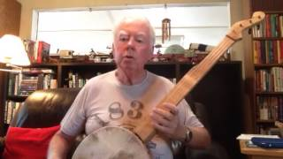 Cripple Creek on Prust Minstrel Banjo