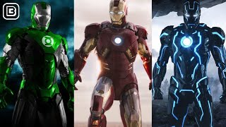 IronMan's New Armor In Avengers 4 | Explained In Hindi | BlueIceBear
