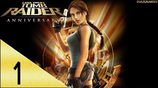 Tomb Raider Anniversary (PC) walkthrough part 1
