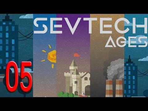 Minecraft SevTech Ages - 5.rész (Buffalo dance)