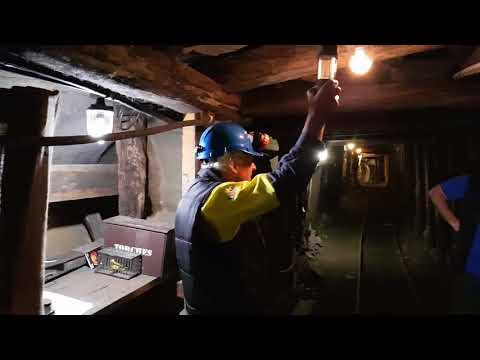 An Underground Tour Of The State Coal Mine In Wonthaggi Victoria