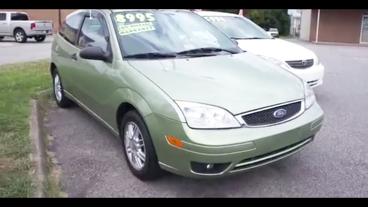 2007 ford focus se hatchback walk around tour youtube. Black Bedroom Furniture Sets. Home Design Ideas