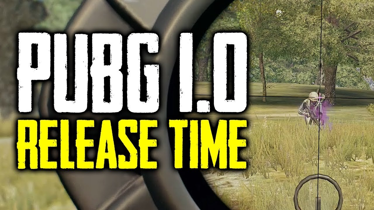 PUBG 1.0 Xbox Release Dates - When You Can Play! (Playerunknown's Battlegrounds)