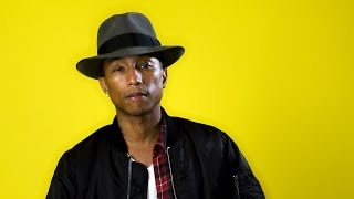 Pharrell Williams: Oscar nominee talks