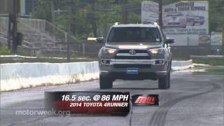 MotorWeek | Road Test: 2014 Toyota 4Runner