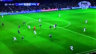 Golazo de Zlatan Ibrahimovic vs Anderlecht