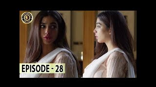 Aisi Hai Tanhai Episode  28 - Top Pakistani Drama