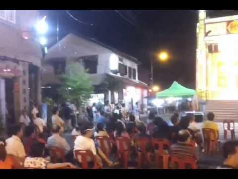 karaoke sur Jonker Street, Melaka