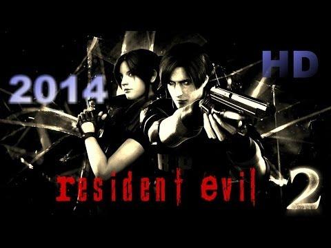 ᴴᴰ Resident Evil 2 - Full Game Movie