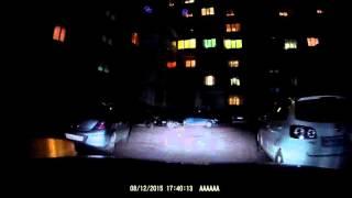 Telefunken TF DVR17HD Ночью 2 смотреть