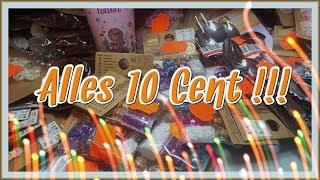 HAUL, KIK Schnäppchen ^^ alles 10 Cent ♥ Wühlkistenerfolg 100%