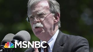 John Bolton Willing To Testify In The Impeachment Trial If Subpoenaed | Deadline | MSNBC