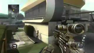 Glitch :  bug Bo2 Nuketown 2025 .