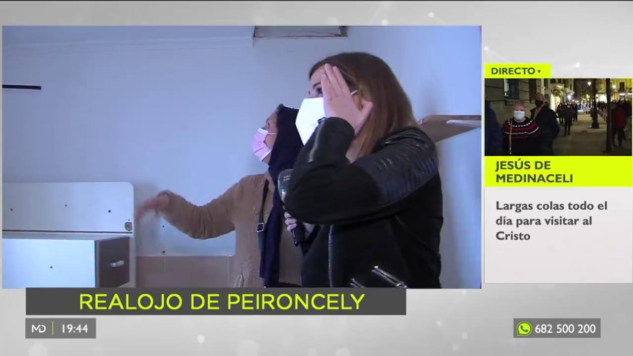 El realojo de los últimos vecinos de Peironcely 10 en Madrid Directo de Telemadrid