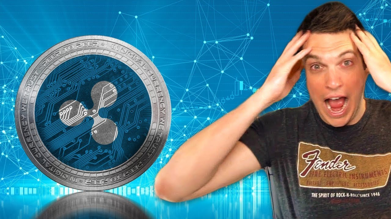 ripple price going down today