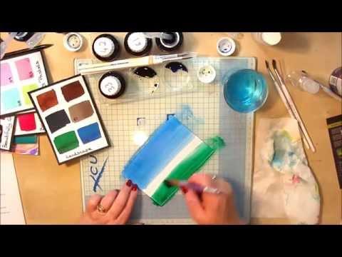 Spectrum Noir Aqua Tints - Colour Wash