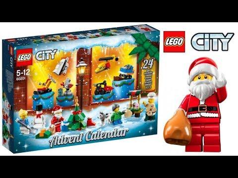 Lego City Advent Calendar 2018 Youtube
