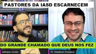PASTORES ADVENTISTAS ESCARNECEM DO GRANDE CHAMADO QUE DEUS  NOS FEZ