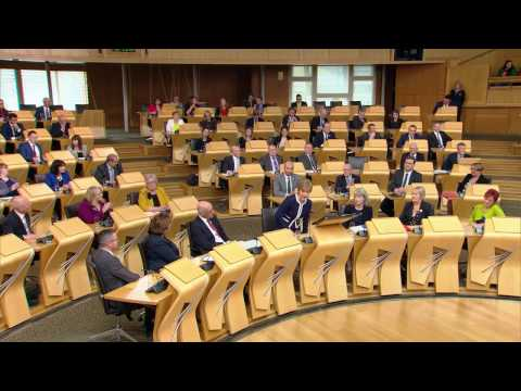 First Minister's Questions - Scottish Parliament: 20th April 2017